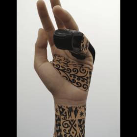 Férula 3D para fractura dedo( Dr. Gutiérrez) 01