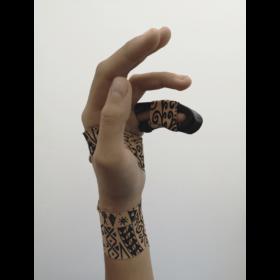 Férula 3D para fractura dedo( Dr. Gutiérrez) 02